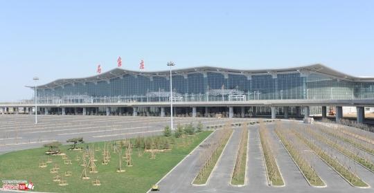 图片 石家庄正定国际机场新航站楼预计今年投