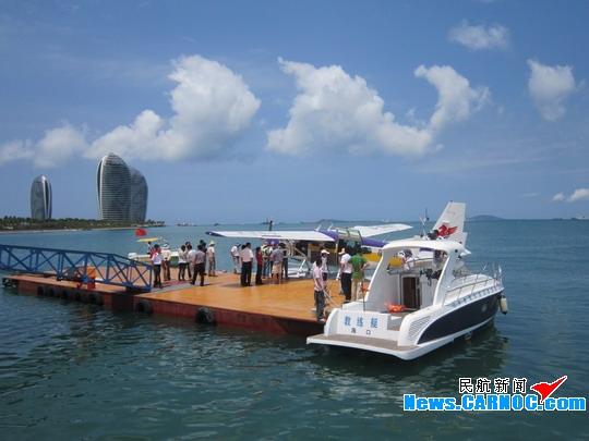 美亚航空喜获民航批准成为水上飞机运营商