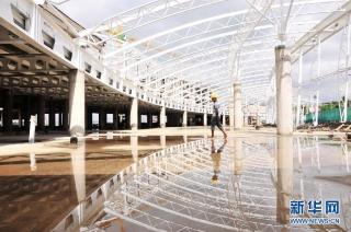 中航国际积极参与肯尼亚民用机场建设
