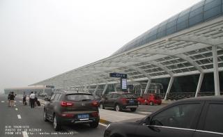 """合肥新桥国际机场。 (摄影:民航资源网网友""""空中之客"""")"""