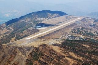 因地质灾害停航两年 攀枝花机场6月29日复航