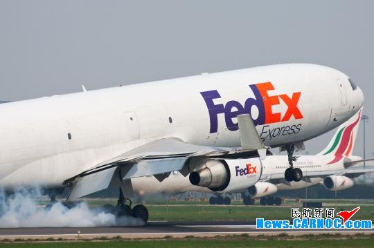 联邦快递86架货运飞机将永久退役