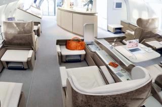飞机头等舱内部图片