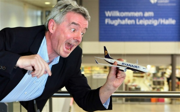 Royal Baby Ryanair Offers Free Flights For Infants