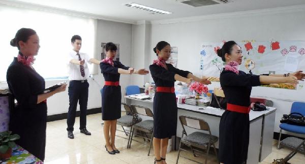 东航江苏客舱部统筹合理部署 保障旺季生产
