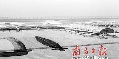 T3航站楼启用在即 深圳机场业绩有望飙升