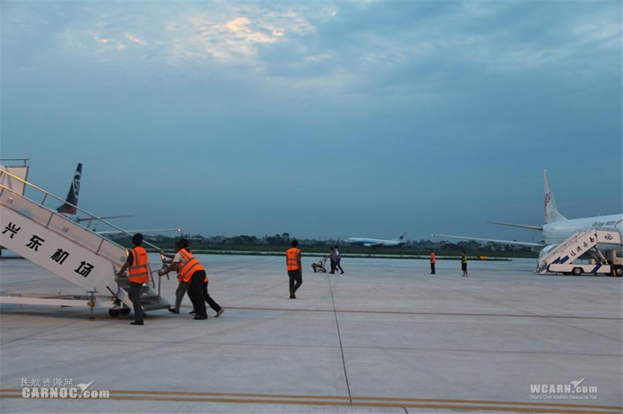 9月3日上午,南通兴东机场与顺丰速运携手合作,正式开通昆明—广州—