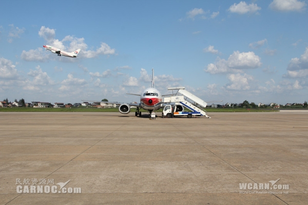 南通机场8月完成客流6万人次 同比增63.66%
