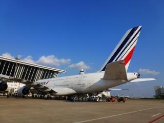 法航A380香港起飞后乘客身体不适 机长紧急备降