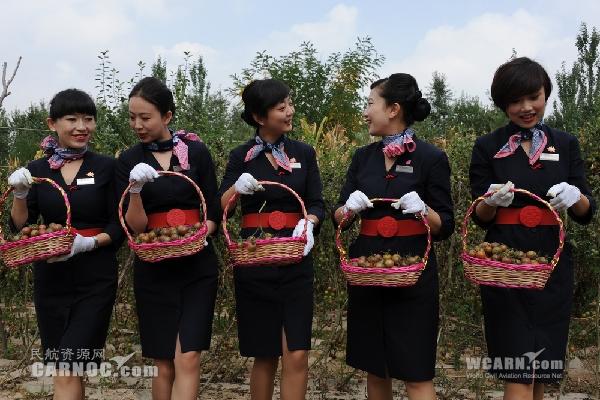 东航与大漠紫光联动支持甘肃特色产业发展