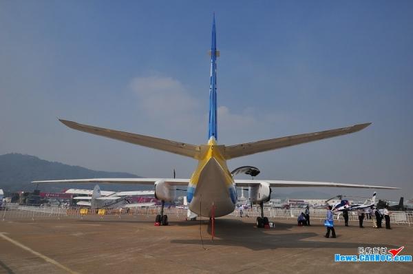國產新舟600F民用貨機取得型號合格證