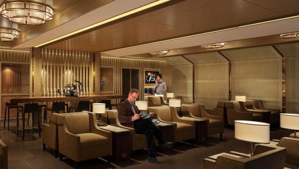 图集:环亚机场贵宾室将在香港新开休息室