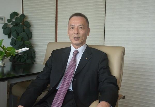 图:澳门国际机场专营股份有限公司执行委员会主席高级助理兼物流暨