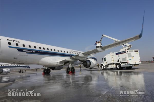 南航新疆分公�9�n�i�_南航新疆分公司2013除防冰演练