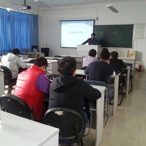 东航云南运控部开展2013新进签派员初始训练