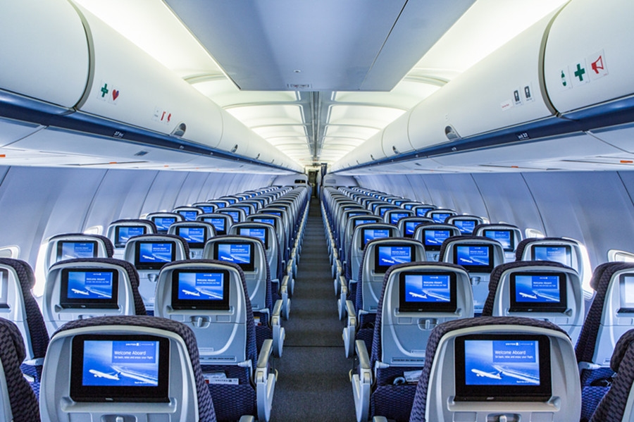 Photos: United Airlines Completes Redesign of