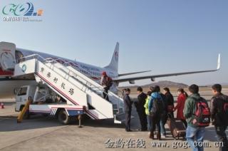 黄果树机场吞吐5万人次 将开通上海青岛航线
