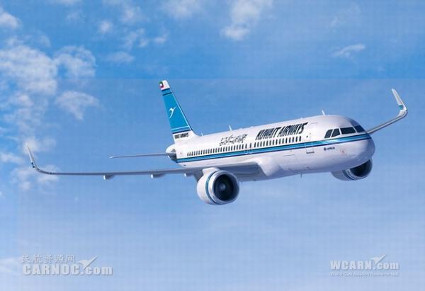 科威特航空订购10架A350-900和15架A320neo