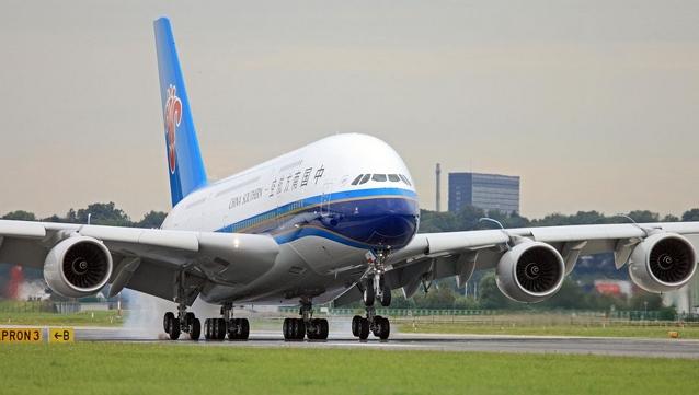 南航调整广州悉尼航班 采用a330取代a380图片