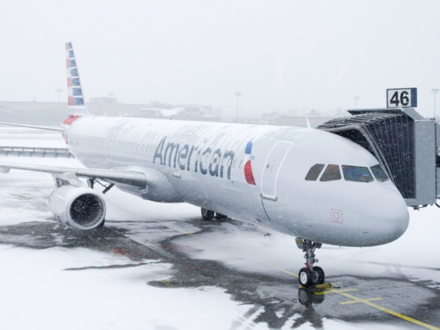 Photos: American's New Airbus A321 Transcontinental