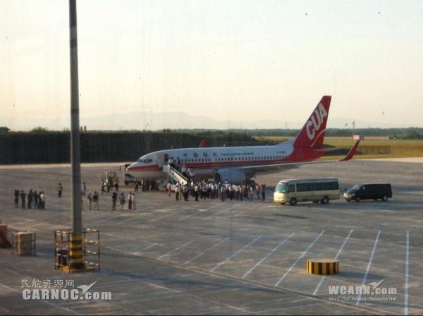 九華山機場首個安全年 旅客吞吐量達62337人次