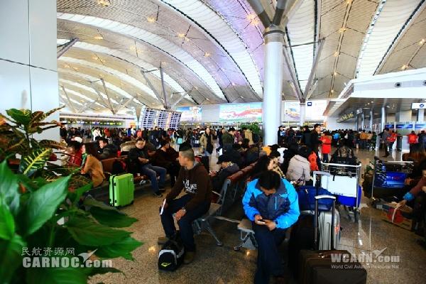贵阳机场上半年运送旅客590万 同比增长21%