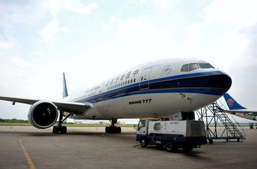 远程飞机来执飞广州至纽约这条耗时15个小时的航线