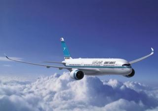 科威特航空订购10架A350XWB和15架A320neo