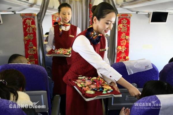 国航春运服务旅客641万 航班正常率较大提升