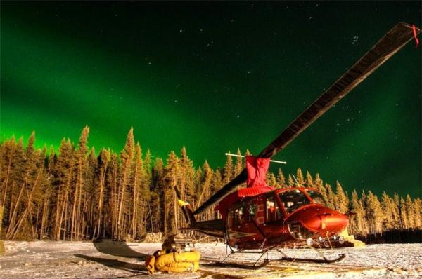 【高清圖集】震撼 不同視角下直升機圖片欣賞