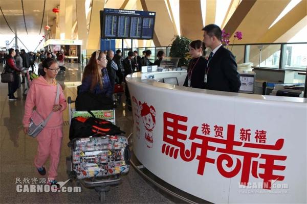 春运40天 昆明机场迎送旅客362.56万人次