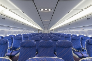 Economy class of China Southern 777-300ER
