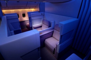 First class of China Southern 777-300ER