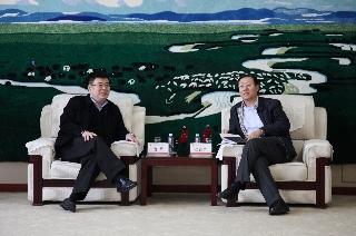 航油华北公司到中国石油呼和浩特石化公司走访调研