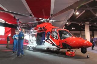 全球最大直升机交易展暨博览会圆满落幕