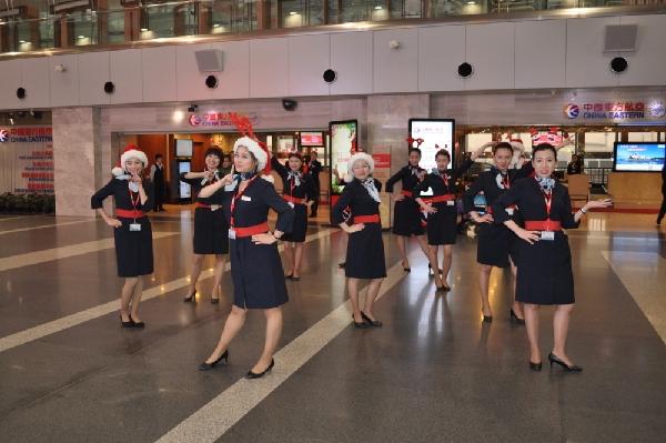 东航北京2014年春运实现营销与服务双赢