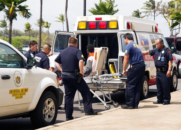 美国少年藏轮舱飞行5小时生还 机场安保引质疑