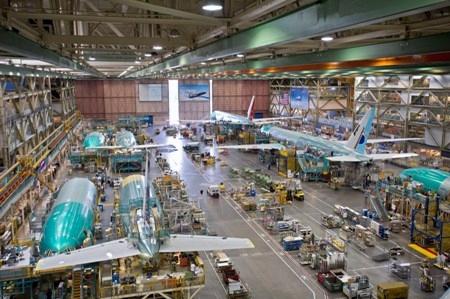 波音首季获利127亿美元 承认A350潜在价格压力