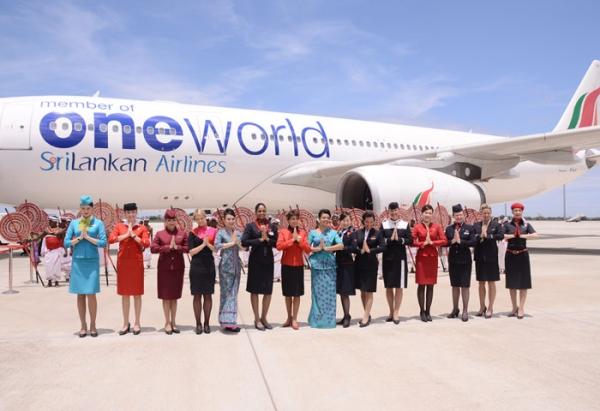 图集:斯里兰卡航空加入寰宇一家