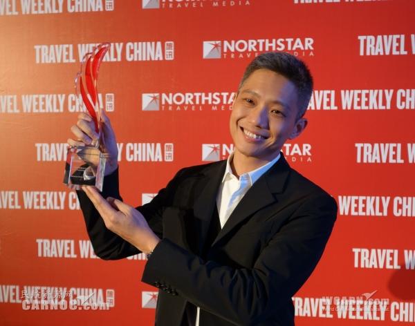 """Abacus荣获中国旅游业界""""最佳新技术""""奖"""