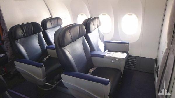图片 提高旅客舒适感 瑞丽航空改装b 1960客舱布局 民航新闻 民航资源网