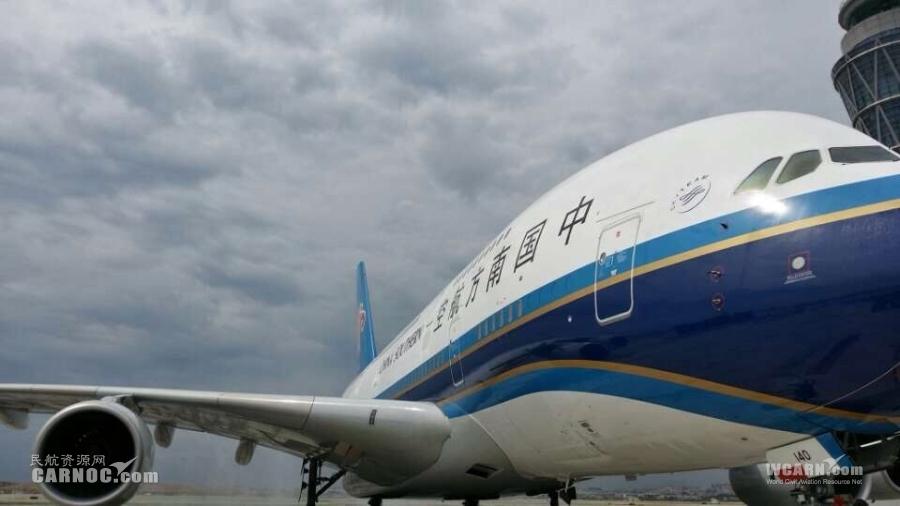次航班将在从深圳机场腾空而起