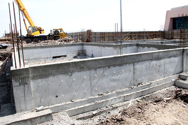 乌兰浩特机场航站区扩建工程附属工程开工建设