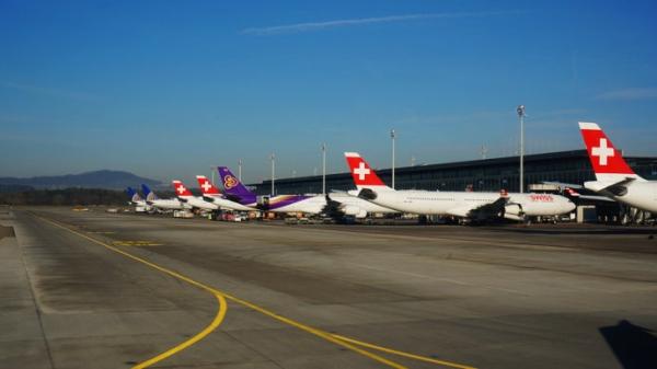 飛行游記:追尋瑞士航空曾經的風花雪月