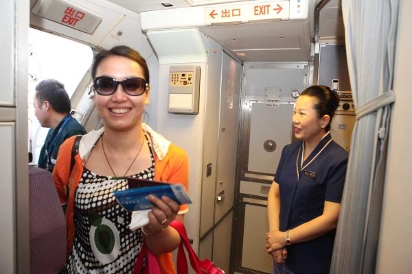 4小时新疆飞韩国 南航乌鲁木齐—首尔今首航