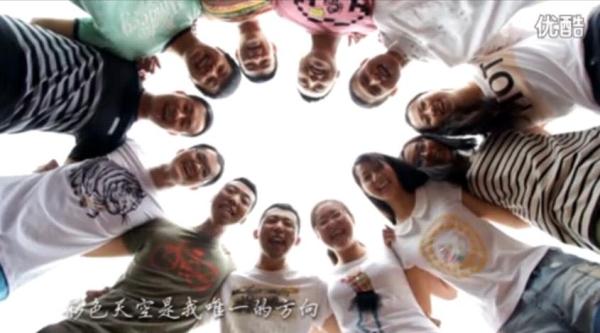 視頻:學會翱翔 中飛院畢業歌《風箏》致青春