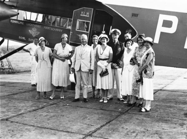 那些仍在运营的最古老航空公司
