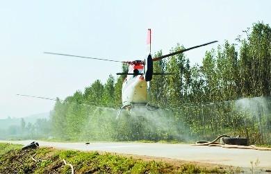 辽宁监管局对辖区通航公司农化作业安全提要求