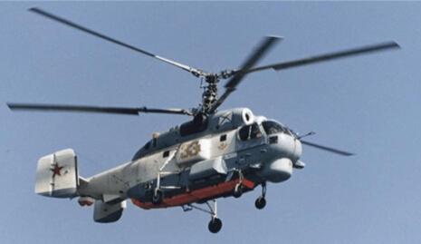俄向中国交付2架卡-32直升机 今年还将交付4架