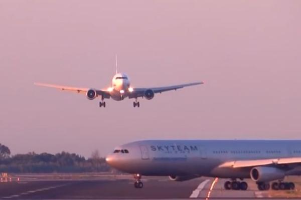 俄飞行员忆巴塞罗那惊险一刻 称管制员曾道歉